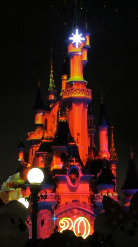 It's the 20th Anniversary of Disneyland Paris this year.