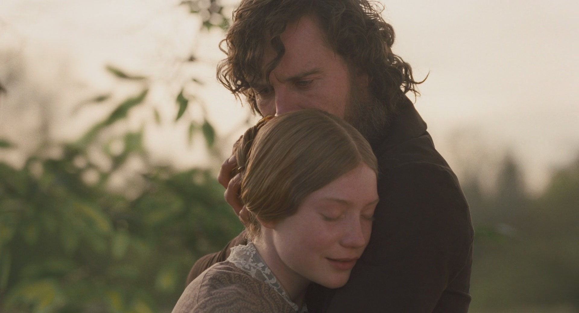 Where can I find short chapter by chapter description of Jane Eyre?