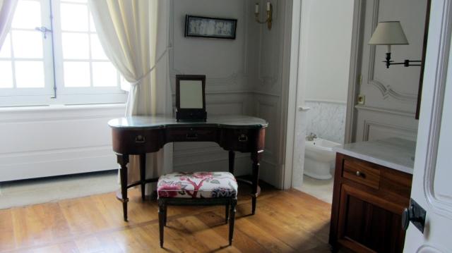 Château de Hautefort Vanity