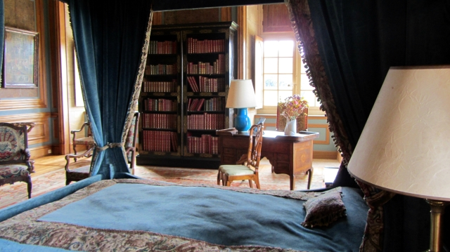 Château de Hautefort Guest Bedroom