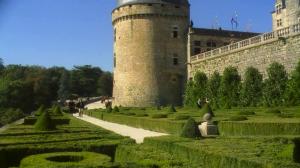 Château de Hautefort Gardens