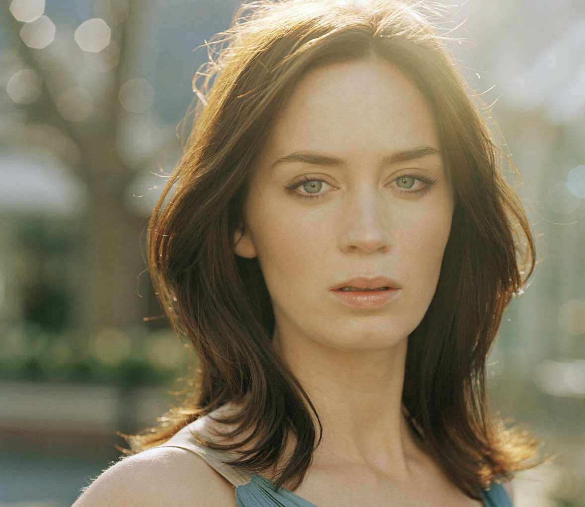 emily blunt is my favorite actress and i think she Emily Blunt