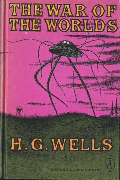 an in depth review of hg wells war of the worlds Reviews of the war of the worlds noted that the novel had the gripping quality of a what are some examples of imagery in the war of the worlds by hg wells.