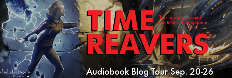 Time Reavers Tour Banner